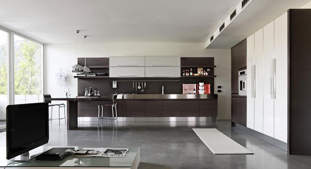 Cucine di lusso como mf arredamenti - Cucine di lusso tedesche ...