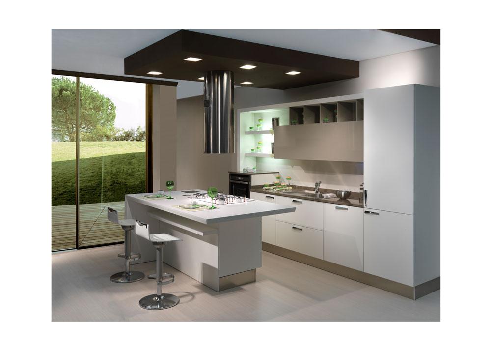 Cucine componibili moderne mf arredamenti - Foto cucine moderne ...
