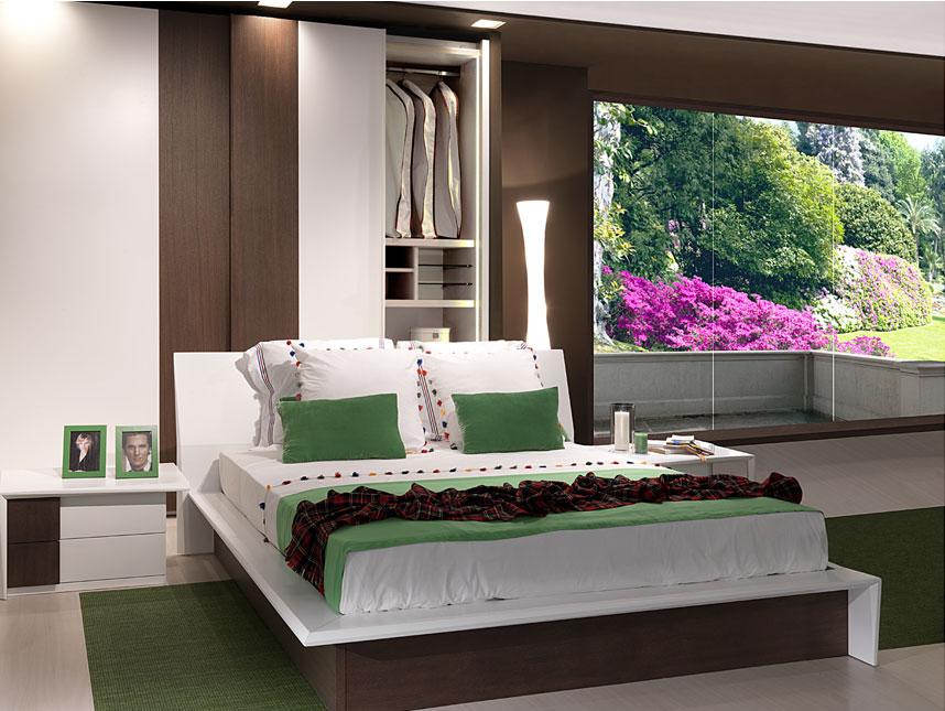Camere da letto moderne su misura mf arredamenti for Novembre arredamenti