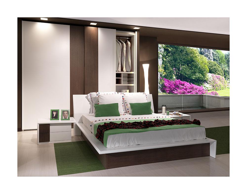 Camere da letto moderne mf arredamenti for Novembre arredamenti