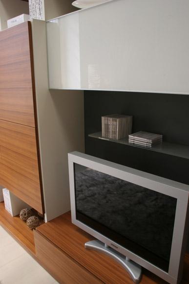 soggiorno moderno brianza | mf arredamenti - Soggiorno Moderno Particolare