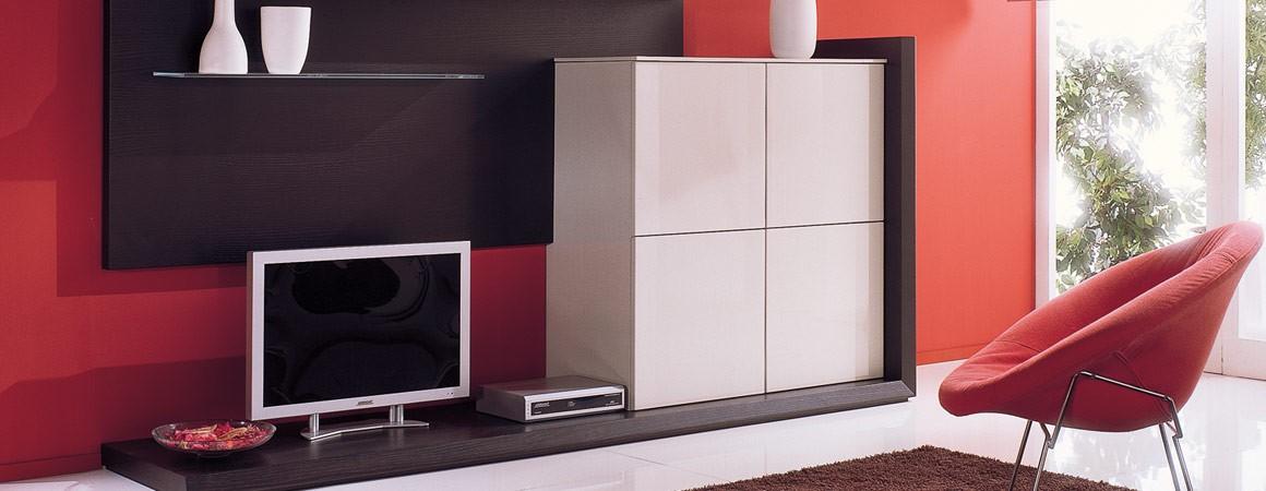 arredamento-soggiorno-moderno-Milano | mf arredamenti